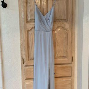 Brand new still with tags David's Bridal dress.